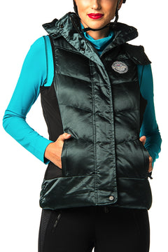 SAN DIEGO BODY WARMER (Green Woods)