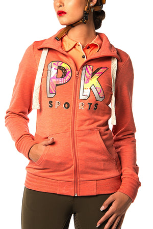 UNITED SWEATER (Coral Orange)