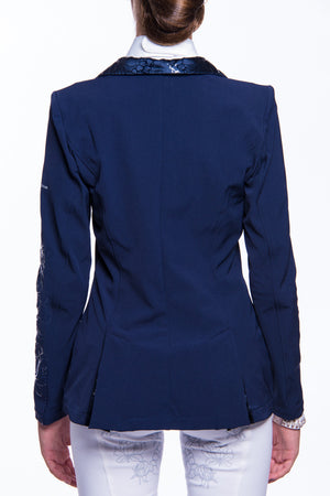 J-Margot Competition Jacket (Blue)