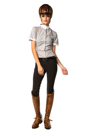 B - Belle Training Breeches (Chocolate Brown)
