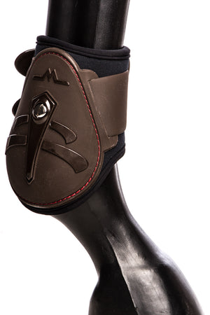 Temple Fetlock Boots Hind (Brown)