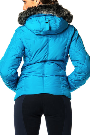 Cinovo Jacket (Blue Jewel)