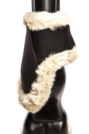 Fur Lined Fetlock Boots