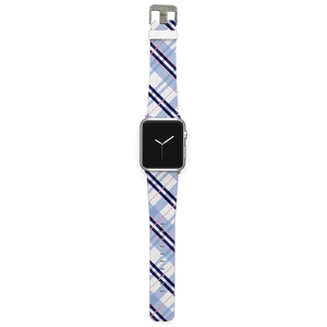 C4 Apple Watch Band (Highland Blue)