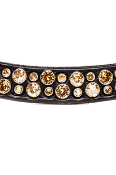 Browband Famous Odessa Double Colorado Gold