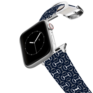 C4 Apple Watch Band (Navy Bits)