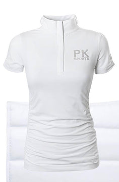 PK Basic Competition Shirt (White)