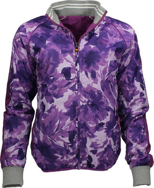 PK Junior - Grenoble Reversible Jacket (Purple Flower)