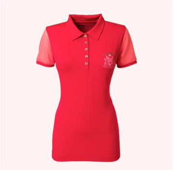 PK Lovely Polo (Red)