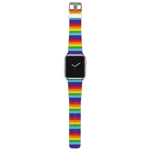C4 Apple Watch Band (Rainbow)