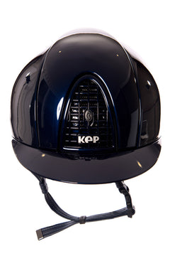 CROMO METAL HELMET (BLUE METAL)