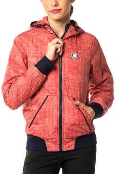 Elviro Jacket (Lollipop Red)