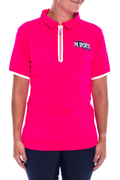 Hero's Performance Shirt (Fire Pink)