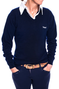 Wendy Sweater (Navy)