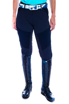 Just One Full Grip Breeches (Dark Sky)