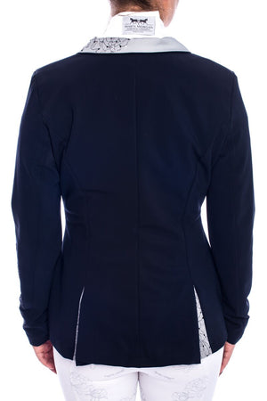 J-Margot Peony Competition Jacket (Black/Grey)