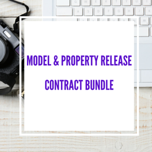 Bundle: Model and Property Release Bundle