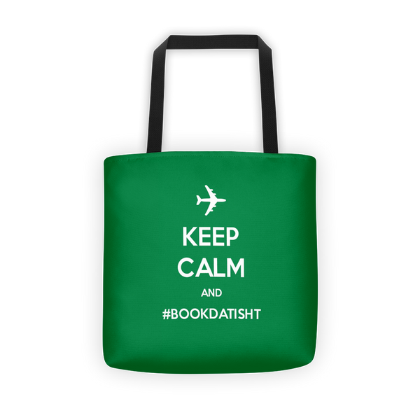 BookDatIsht *LIMITED EDITION* Tote Bag