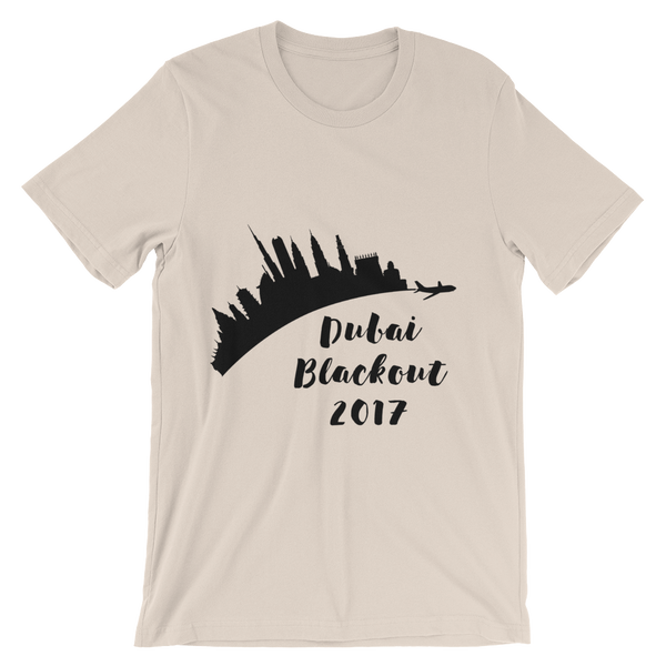 Dubai Blackout 2017 Skyline Shirt