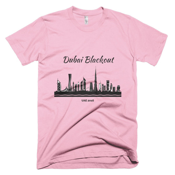 Dubai Blackout Official Shirt