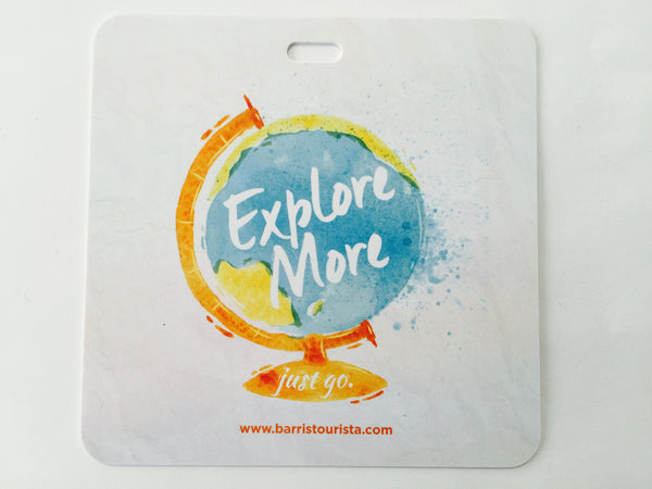 Explore More Luggage Tag
