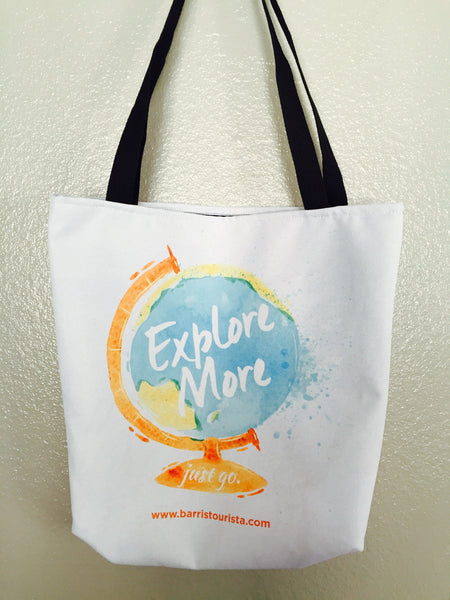Explore More Tote Bag