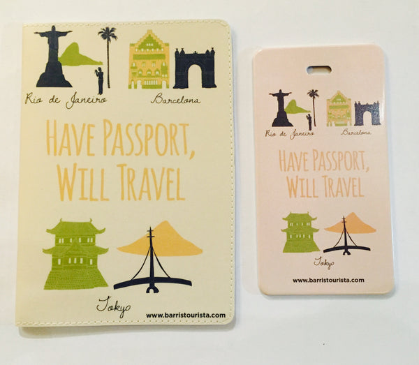 Have Passport Will Travel Bundle