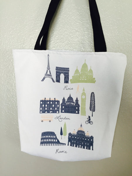 Have Passport, Will Travel Tote Bag