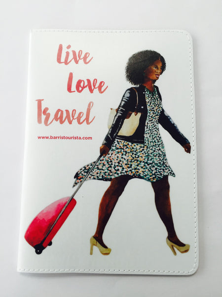 Live Love Travel Passport Holder