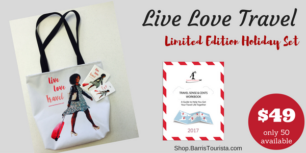 Live Love Travel LIMITED EDITION *Holiday Set*