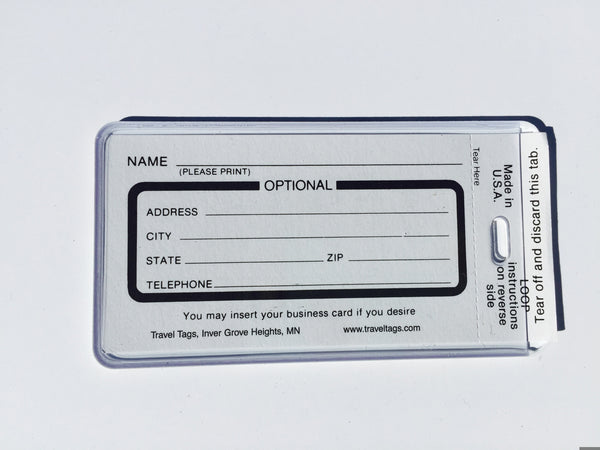Have Passport Will Travel Luggage Tag
