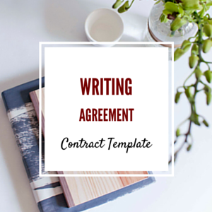 Contract Template: Writing Agreement Template