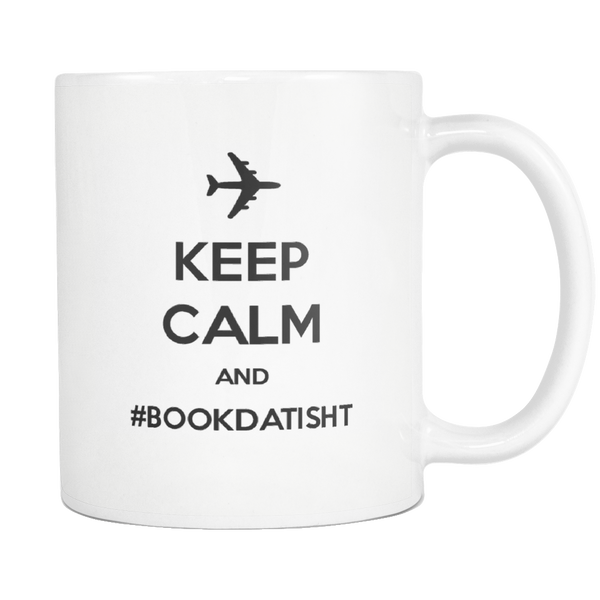 BookDatIsht Mugs (3 Colors)