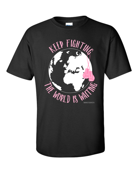Breast Cancer Awareness Limited Edition: Keep Fighting