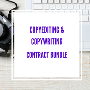 Bundle: Copyediting/Copywriting Bundle