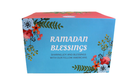 Ramadan Greeting Cards for (non-Muslim) Neighbors (5 cards)