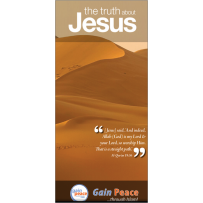 the truth about Jesus - Brochures (100)