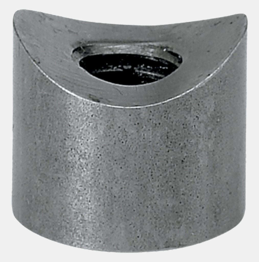 Lowbrow Customs Weld On Bung, Coped, 5/16-18 x 1/2""