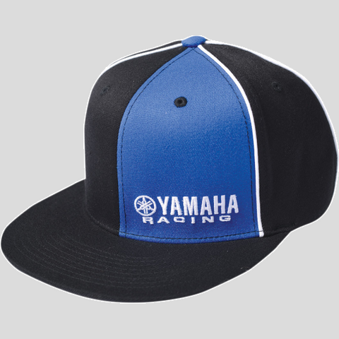 Flex Fit Hat - Yamaha Racing Black/Blue