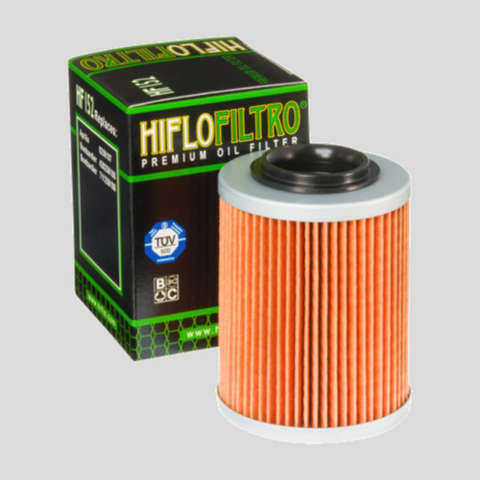 HiFlo Filtro Oil Filter - HF152 Aprilia, Can-Am