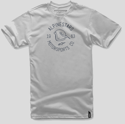 Alpinestars Winged T-Shirt - Silver