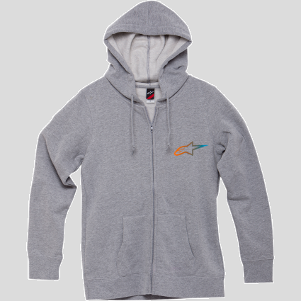 Hoody Alpinestars Grey