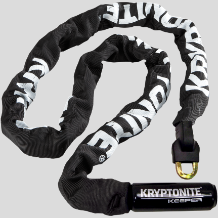 Kryptonite Keeper 712 Lock W/Chain