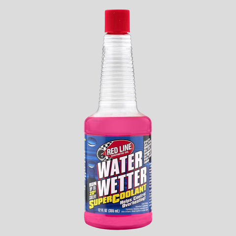 Red Line Water Wetter Super Coolant