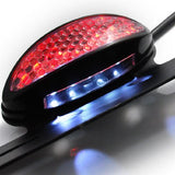 Cateye Lens 12V LED Motorcycle Brake Tail Light