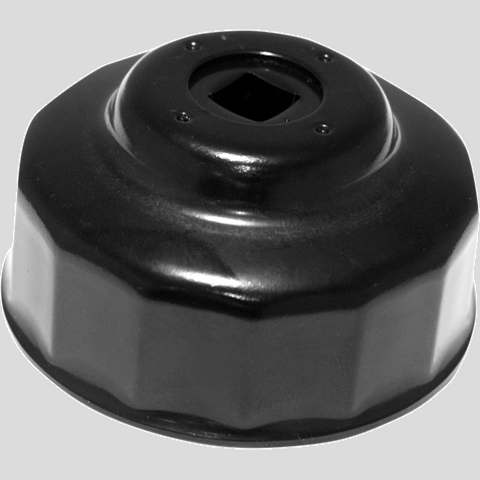 Wrench Oil Filter Cup - 65mm