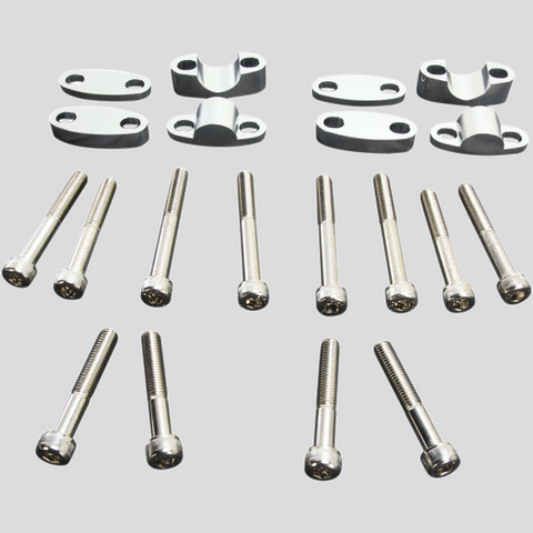 "Risers For 7⁄8"" Bar Clamps - Aluminum"