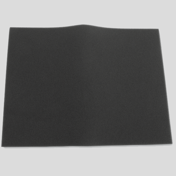 UNI Filter Foam - Black