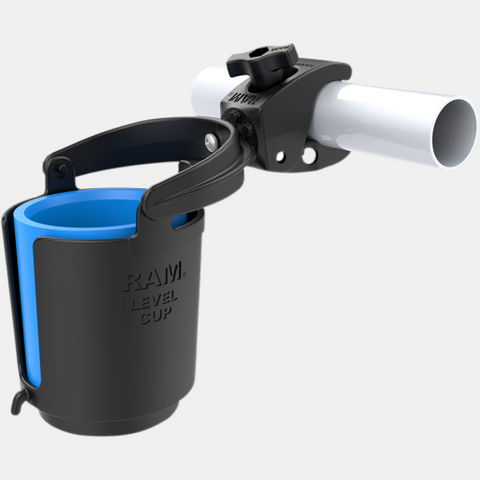 RAM Mounts - Level Cup Holder With Tough Claw