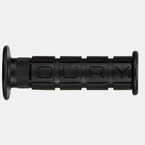 Oury Grips Road Motorcycle Grips Muddy Brown